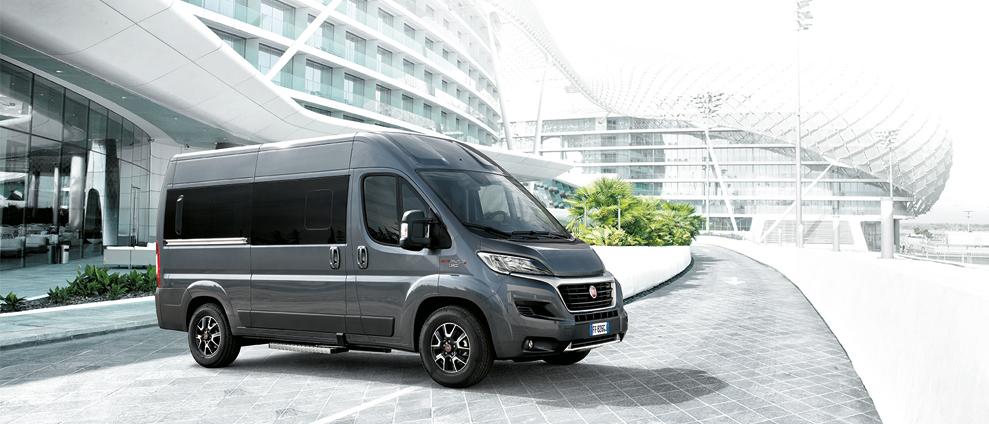 Ducato Passenger Van