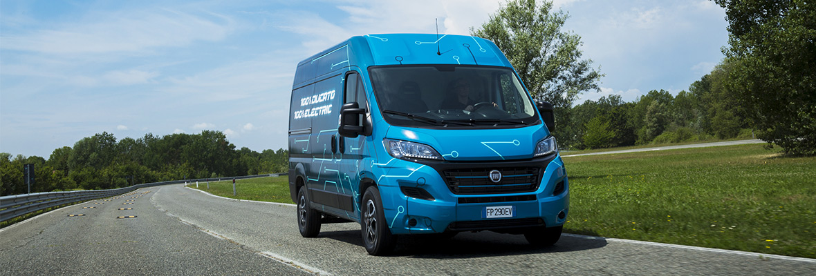 World Preview of the Ducato Electric